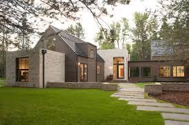 Colorado Home With Modern Amenities And Farmhouse Flair Unique Colorado Home Design