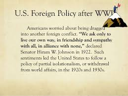 explain us foreign policy after ww essay   homework for you  explain us foreign policy after ww essay   image
