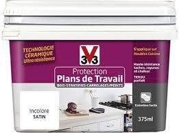 Rénovation Perfection Protection Plan De Travail Produits D