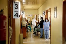 سُمّي «معبر الذل» خلال الاحتلال الإسرائيلي. Portugal Covid Hospital Coronavirus In Europe Why Has Portugal Been Badly Hit By