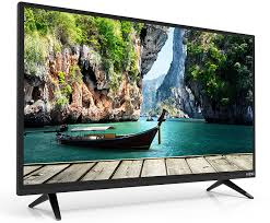 vizio tv 43. d-series angled right with incredible picture of canyon vizio tv 43