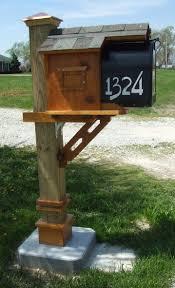 craftsman style mailbox. Fine Craftsman Craftsman Style Mailbox Post Farmhouse Mailboxes Craftsman  Rustic Wooden Mailbox Inside Style Mailbox Pinterest