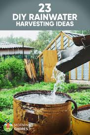 best rainwater collection images rain barrels 23 awesome diy rainwater harvesting systems you can build at home