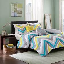 teal and grey chevron bedding bed frame katalog fd65d6951cfc