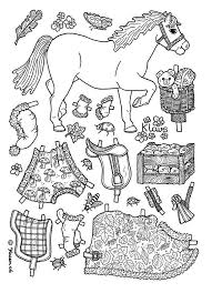Small Picture Paper Doll Coloring Pages Marisole Yellow Princess BWpng Coloring
