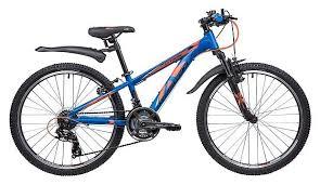 Подростковый горный (MTB) велосипед <b>Novatrack Extreme 24</b> 21 ...