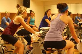 Early morning cycling class a big hit | TCU 360