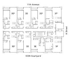 Icon Brickell Floor PlansIcon Floor Plans