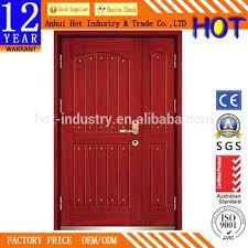 industrial front door single and half leaf industrial steel doors strong reinforced front door security iron