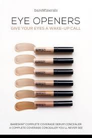 Light Full Coverage Concealer Bareskin Complete Coverage Serum Concealer Skin Makeup