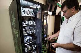 Vending Machines Ottawa Enchanting Canada Vending Machines Pop Out Marijuana World Dunya News