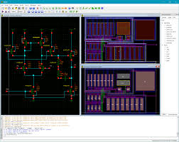 the academic mixed signal physical design kit using glade and spiceopus is available here ic layout designer