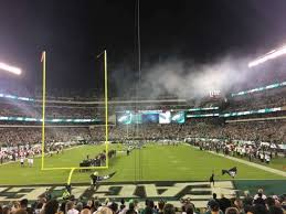 Lincoln Financial Field Section 130 Home Of Philadelphia
