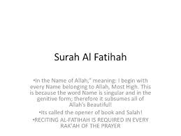 To repeat or utter aloud , often before an audience: The 7 Oft Recited Verses An Introduction To Al Fatiha About Islam Learn Islam Surah Fatiha Verses