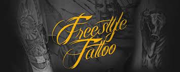 Freestyle Tattoo úvodní Stránka
