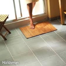 tile over vinyl new installing vinyl tile over ceramic tile how to lay tile install a