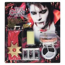 more views count dracula vire make up kit