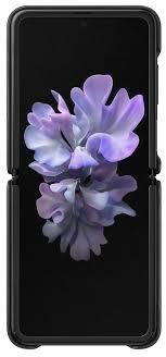 Купить <b>чехол Samsung Leather</b> для Samsung Galaxy Z Flip ...