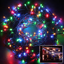 diy led multi color string fairy lights party wedding garden indooroutdoor christmas rope more views 20m 250 led multi color string fairy 2 outdoor 20