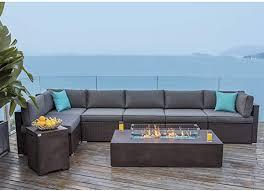 patio furniture sets outdoor wicker