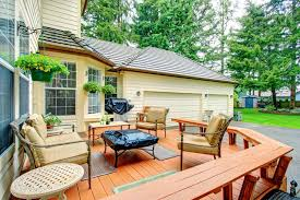 curb appeal tips to stage your deck