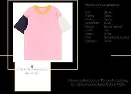 manufacture textile factory portugal fashion brands