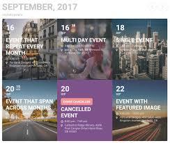 Calendar Templates For Websites 9 Best Event Calendar Plugins For Wordpress 2019 Athemes