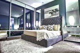 bedrooms and more. S Grey Mirrored Nightstand Bedrooms And More Outlet .