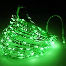 Green Solar Lights Details About 200 Led Solar Powered Starry String Light Decoration Light Ambiance Flash Lamp
