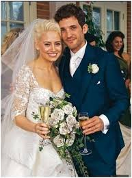 Kimberly Wyatt And Matt Rogers Married In 40 Celebrity Weddings Custom Hillary Ruck Marriage