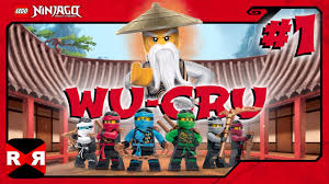 LEGO Ninjago WU-CRU (By LEGO Systems) - iOS / Android - Gameplay Video Part  1 - YouTube