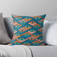 Trippy Eye Pattern | Throw Pillow в 2020 г.