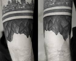 тату в стиле дотворк Dotwork значение фото эскизы Tattoo