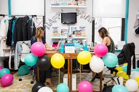 entire office decked. TheSkimm\u0027s Office Was Decked Out For The Startup\u0027s Fifth Anniversary. Entire