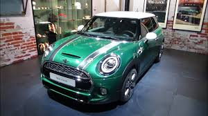 2019 <b>Mini Cooper</b> S <b>3D</b> 60 Years - Exterior and Interior - Auto Show ...