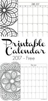 Here Are Free Printable Calendar Pages