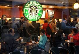 busy starbucks interior. Beautiful Interior Letting Your Guard Down A Busy Starbucks File Photo Theft In The Intended Busy Interior S