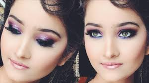 wedding makeup enement makeup look