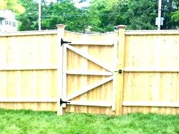 install wood fence post on concrete installing a how much to panels build privacy across vinyl