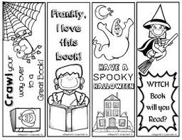 Variety of free printable kids coloring pages and bookmarks for children and preschoolers to color themselves and have fun, offered by printable halloween kids coloring pages. Halloween Printable Bookmarks By Edugator S Essentials Tpt
