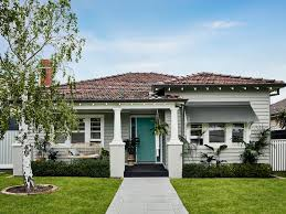 grey and white exterior home colour scheme