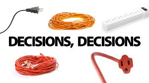 How To Choose The Right Extension Cord For Anything