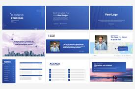 Business Proposal Powerpoint Business Proposal Powerpoint Presentation Template