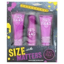 tigi bed head hair s shoo conditioner