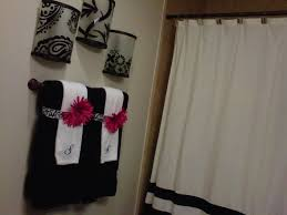 black and pink bathroom accessories. Exellent Accessories Pink And Black Bathroom Accessories Black White Pink Bathroom Decor  Cumberlanddems Us Colorful And Accessories On