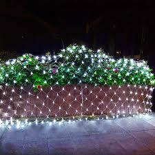 Christmas Net Lights Joomer 12ft X 5ft 360 Led Connectable Christmas Net Lights 8 Modes Low Voltage Mesh Fairy String Lights For Christmas Trees Bushes Wedding Garden