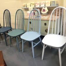 dining room table and chairs makeover with annie sloan chalk paint pertaining to painted dining room