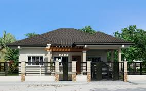 one story exterior house design. Clarissa - One Story House With Elegance | Pinoy EPlans Modern Designs, Small Designs And More! Exterior Design S