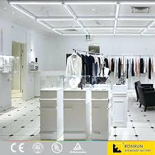 modern retail furniture. Retail Clothing Store Furniture Hot Sale Modern Counters Wooden Garment Display Stand . P