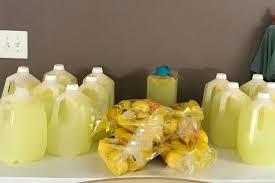 Tot Ava Lewis sells lemonade to buy diapers for babies in need
